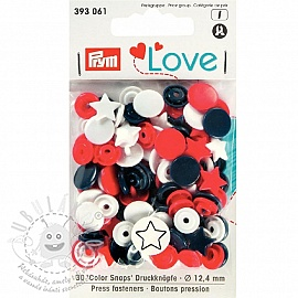 Colorsnaps PRYM Love Stars 2