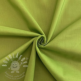 Cotton voile lime