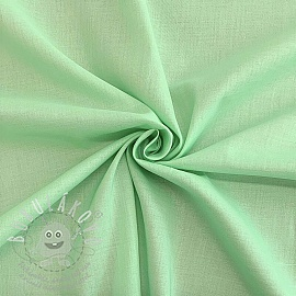 Cotton voile mint