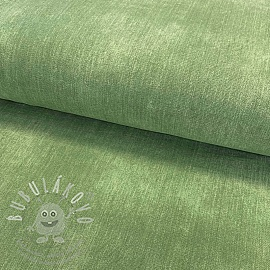 Jersey JEANS old green