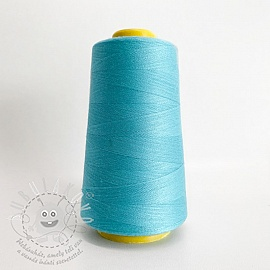 Overlock cérna 2700 m light aqua