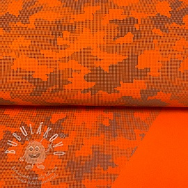 Softshell téli Reflex NEON orange