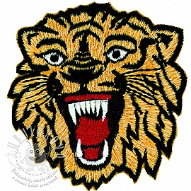 Sticker BASIC Tiger Head