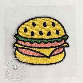 Sticker MIDI Hamburger
