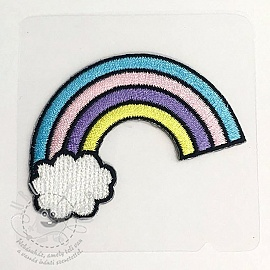 Sticker MIDI Rainbow