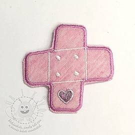 Sticker MINI Plaster pink