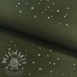 Víztaszító textil dark green