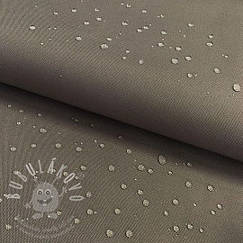 Víztaszító textil dark grey