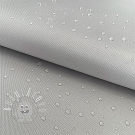 Víztaszító textil light grey