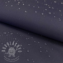 Víztaszító textil navy