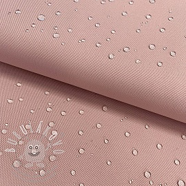 Víztaszító textil old rose