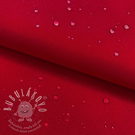 Víztaszító textil red