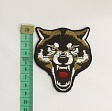 Sticker BASIC Wolf